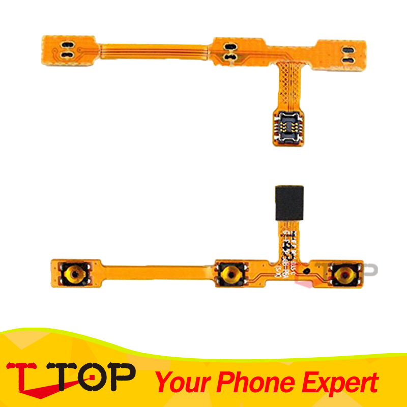 For Samsung Galaxy Tab 4 10.1 SM-T530 T530 P5200 Power ON Off Volume Flex Cable Replacement Part 1PC/Lot