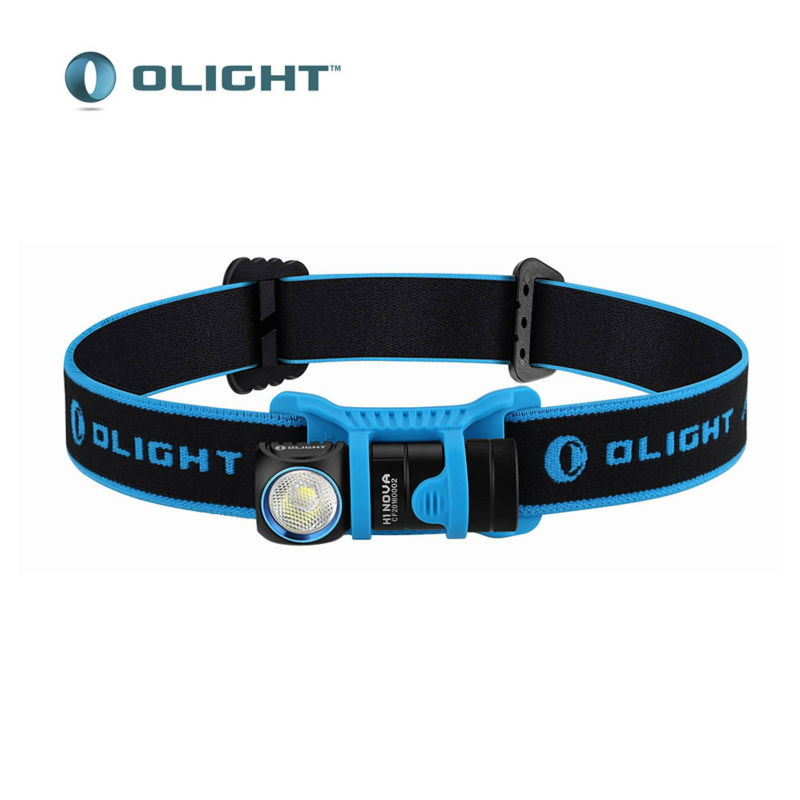2016 NOUVEAU Olight H1 Nova (NW/CW) 500 lumens CREE XM-L2 LED projecteur (CR123A ou RCR123A)