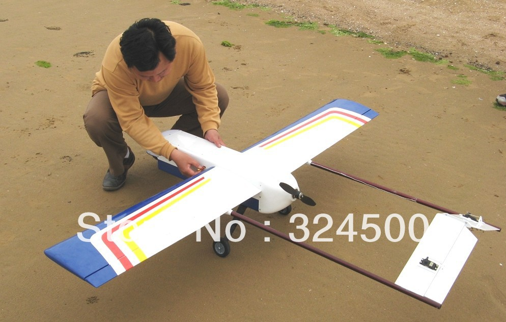 US $359 0 |Remote Control Electric Powered Discount BIG BOY 2m Propeller  EPO Glider Modle Airplane For Sale RC Model Air FPV Plane Kits Cub-in