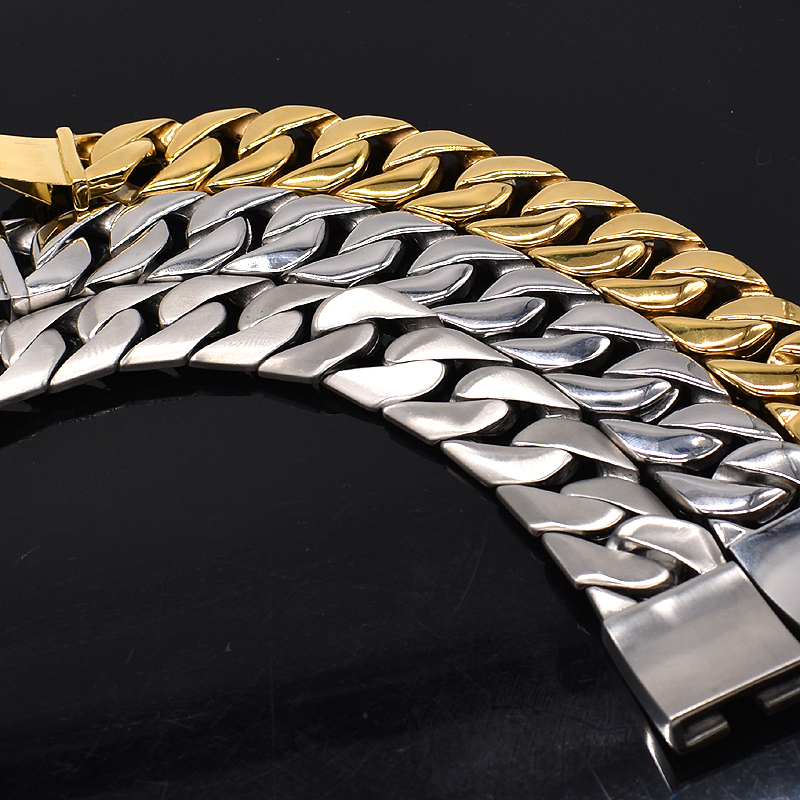 Cheap chain link bracelet