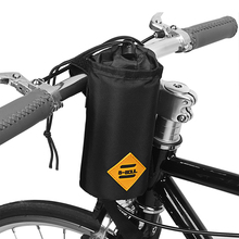 Water-resistant Bicycle Handlebar Water Bag Storage Pouch for Cycling Camping Hiking Backpacking