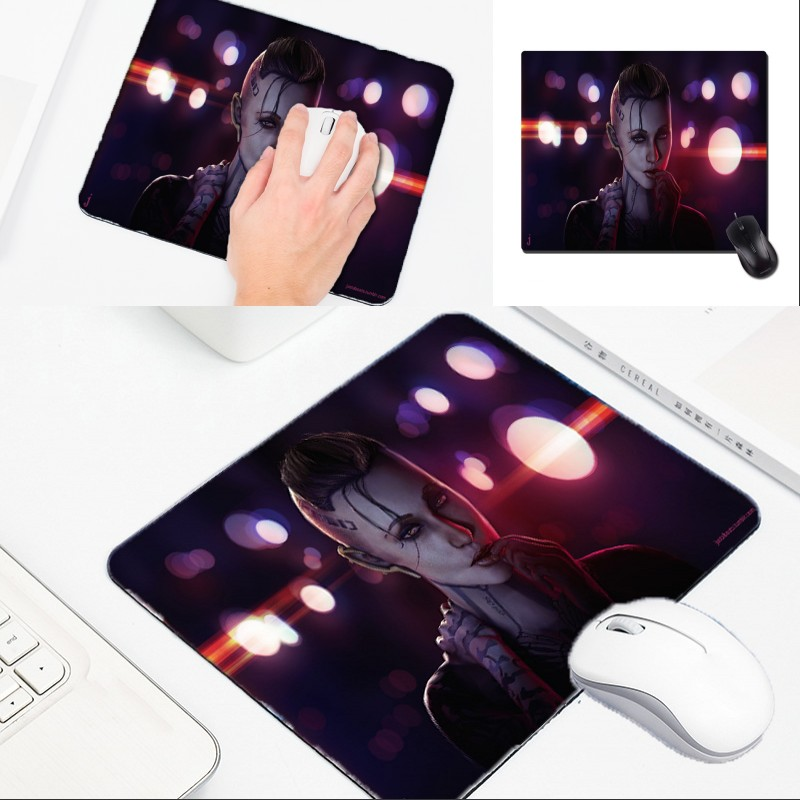 Mairuige Beautiful Game Pattern Mousepad MASS EFFECT Sexy Girls 250x292x2MM Rectangle Small Mini Pc Laptop Table Mouse Pad Mat