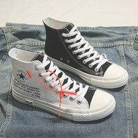 Marderee High Help Canvas Shoe Male Leisure Small White Shoes Men Original Tenis Masculino Adulto Sneakers Zapatos De Hombre