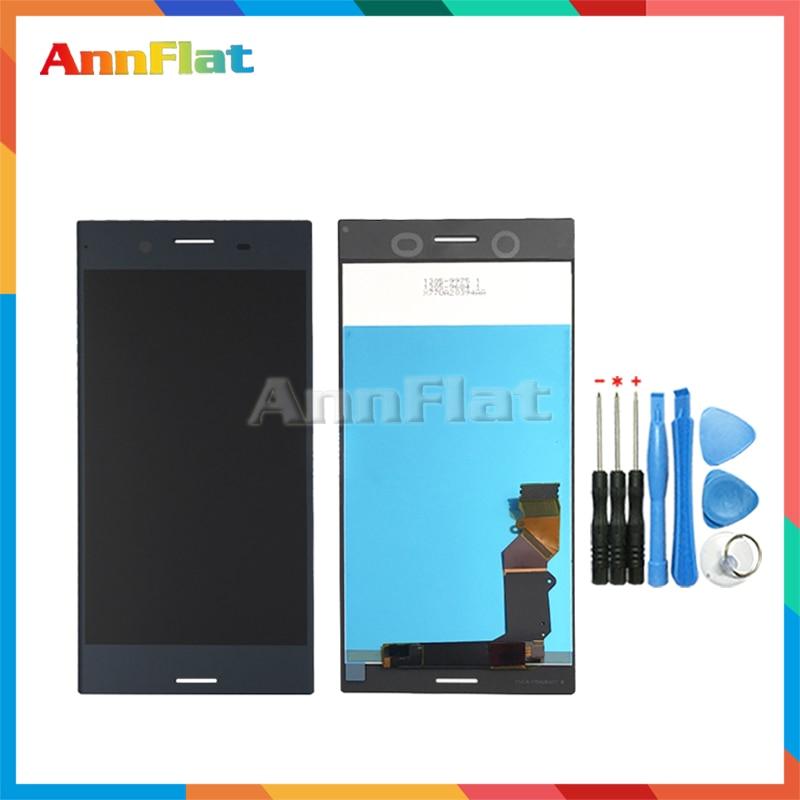 Haute qualité 5.5 ''pour Sony Xperia XZP XZ Premium G8142 G8141 écran d'affichage à cristaux liquides avec assemblage de numériseur d'écran tactile