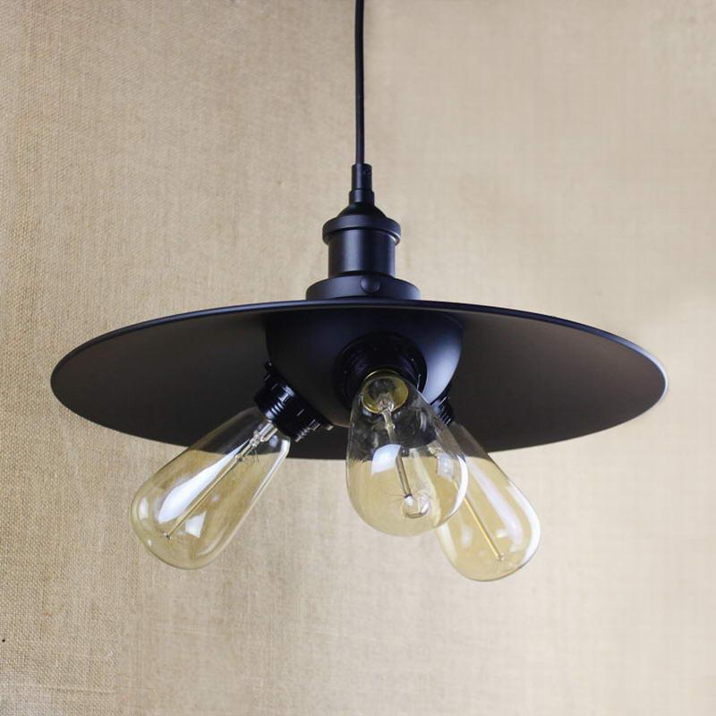 aliexpress koop antieke zwarte hanglamp voor keuken lichten