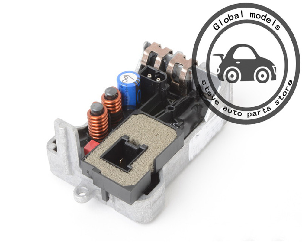 AC Blower Motor Regulator Resistor for Mercedes Benz W220 S280 S320 S350  S400 S430 S500 S600 S55 S65-in Air-conditioning Installation from  Automobiles