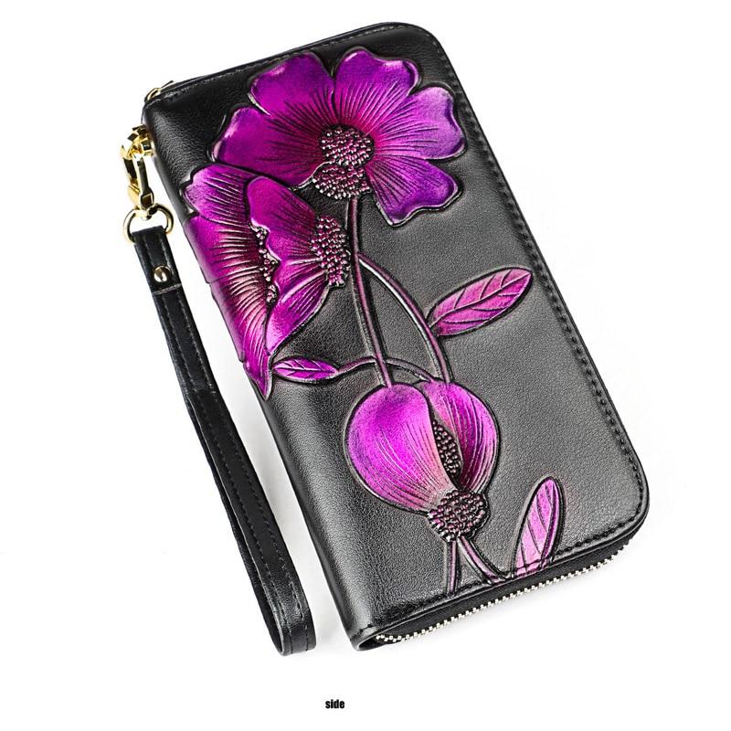 genuine leather women wallets (16)