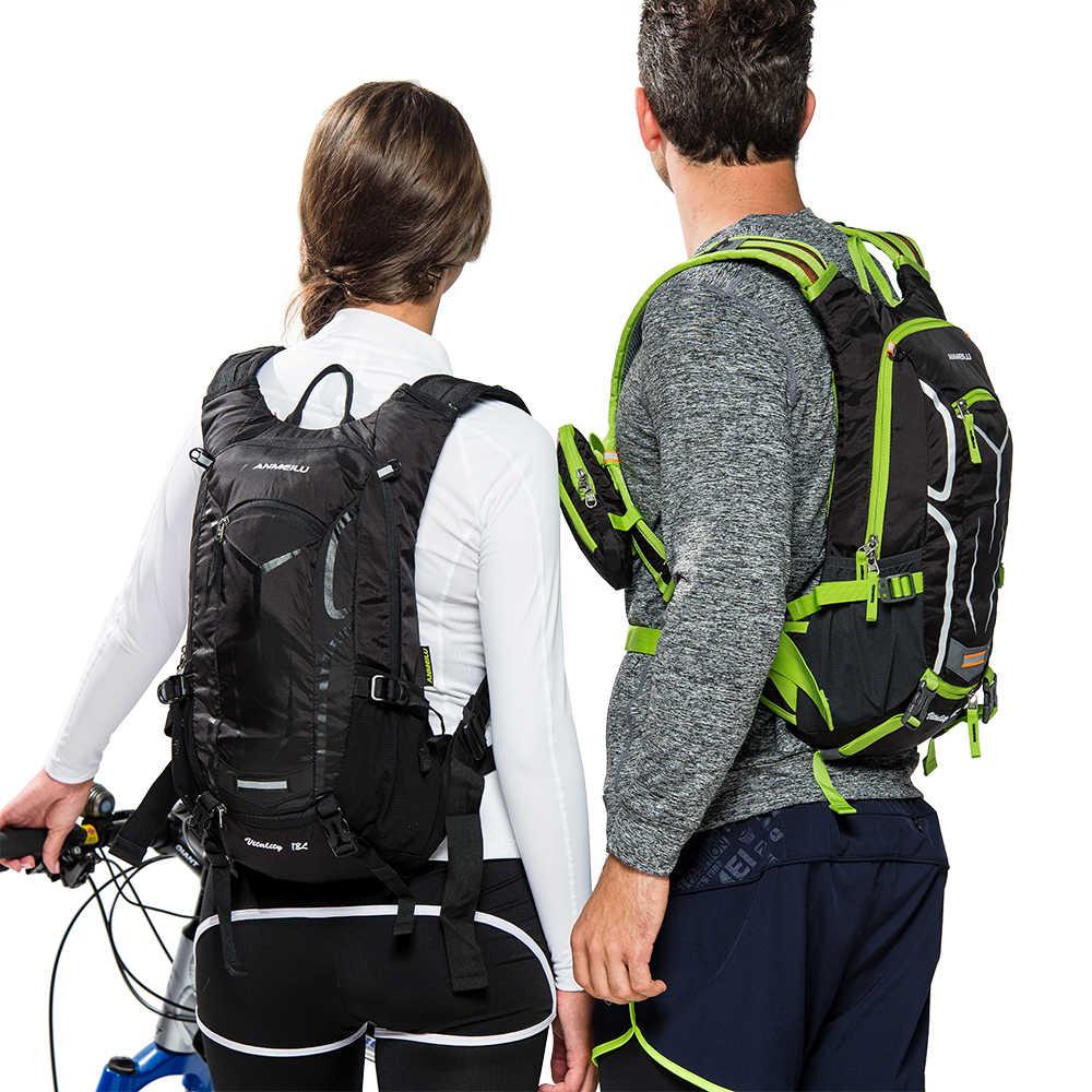 Велосипедный, от lixada сумки Сверхлегкий Открытый рюкзак нейлоновая дышащая велосипедная сумка с дождевой крышкой гидратации воды сумка casco ciclismo