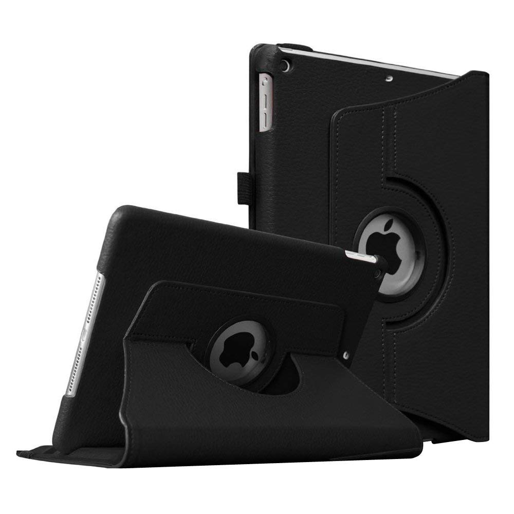 Cover Case For <font><b>iPad</b></font> mini 1 2 3 360 Rotation Flip PU Leather Case Stand Case for <font><b>Coque</b></font> <font><b>iPad</b></font> mini 123 Case for <font><b>iPad</b></font> mini 2 Capa image