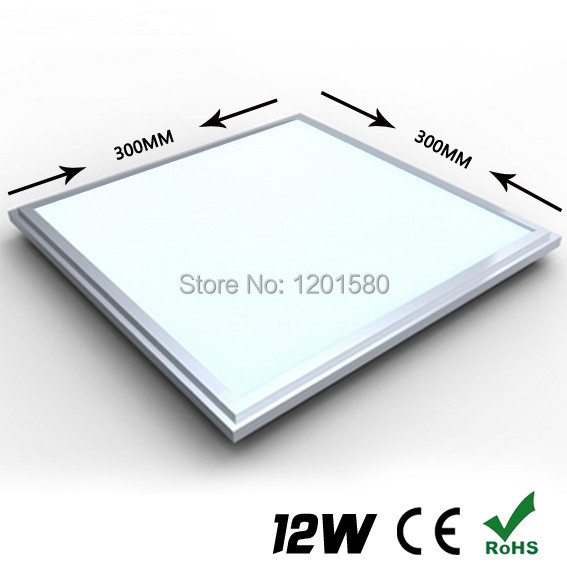 300x300 30x30 Led Lighting Panel Integrated Kitchen