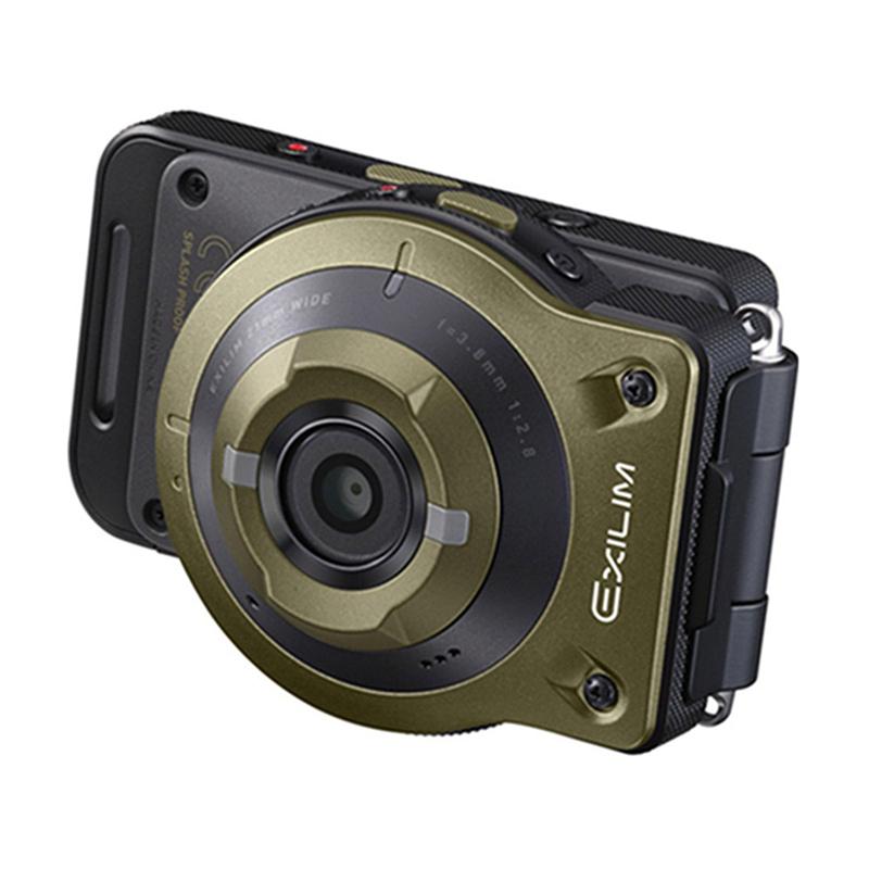 """Prix pour 100% original casio ex-fr10 2.0 """"lcd 14mp séparable d'action caméra 21mm super grand-angle f2.8 wifi bt sport caméra"""