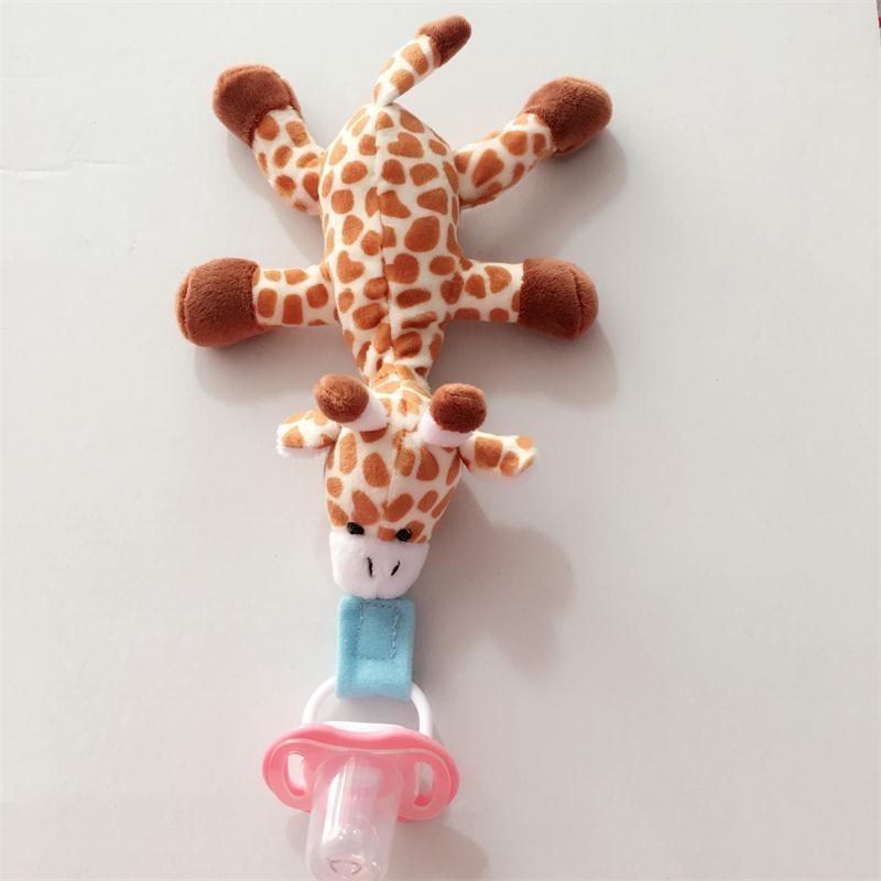 XCQGH Chupeta Attache Sucette Baby Pacifier Removable Med Leksak Toy - Äta och dricka - Foto 4