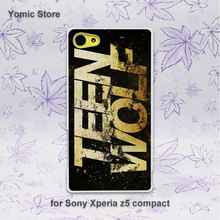 Teen Wolf Hard Case for Sony Xperia