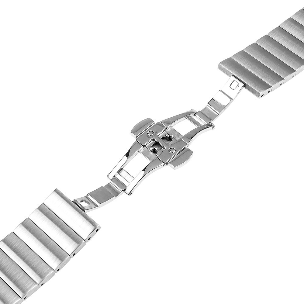 2075b48ea76 16mm 18mm 20mm Stainless Steel Watch Band for Epos Quick Release Strap  Butterfly Buckle Belt Bracelet Black Rose Gold Silver-in Watchbands from  Watches on ...