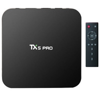 TX5 Pro Android 6 0 Smart TV BOX 2G 16G Amlogic S905X Bluetooth Dual Wifi Smart