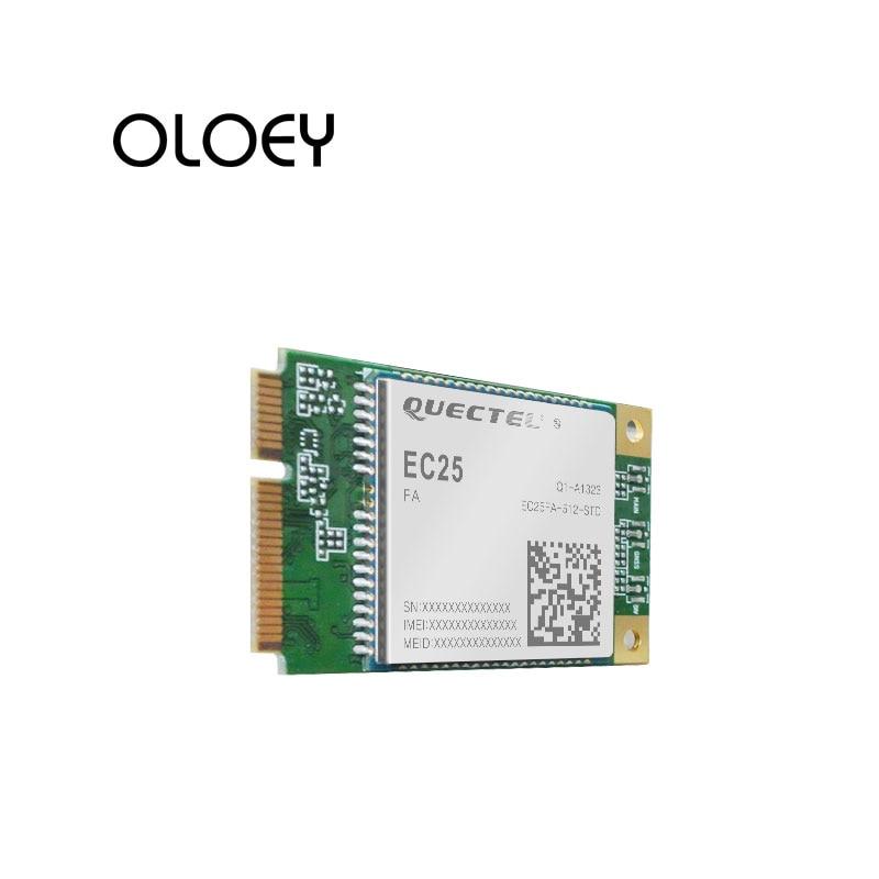 EC25AFA-MINIPCIE MiniPCIe CAT4 Wireless Module LTE Module 4G Module EC25A