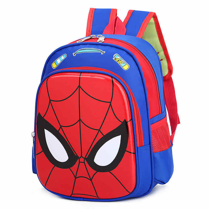 Disney car Kid torba kartonowa dla dzieci w wieku szkolnym plecak przedszkolny chłopcy dziewczęta woreczki podróżne torba na książki