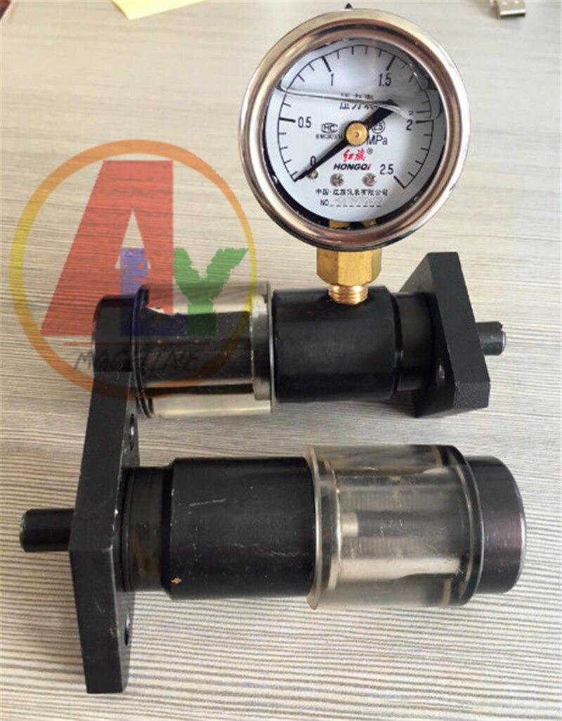 diesel VE pump piston stroke internal pressure meter VE stroke travel testing pressure gauge 3PCS SET