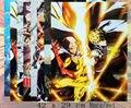 Один удар человек игрушки аниме один PUNCH-MAN Genos сайтама, Цзе Nuosi рисунок плакат обои 8 шт./компл. бесплатная доставка
