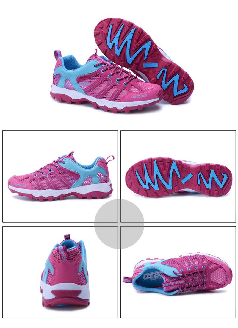 Sneakers Outdoor Men Aqua 22