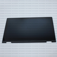 "New 13.3"" LCD Touch Screen Glass Assembly + Frame Bezel For Dell Inspiron 13 7000 Series 7348 P57G (1920X1080)(China)"