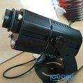 Бесплатная доставка 80 Вт LED Gobo логотип изображение шаблон проекции освещения открытый DJ Gobo световые эффекты  Cree LED лампа 30000 часов