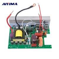 AIYIMA 1 шт. чистая синусоида инвертор солнечный повышающий преобразователь 12 В до 220 В 800 Вт мощность преобразователь частоты приводы основная