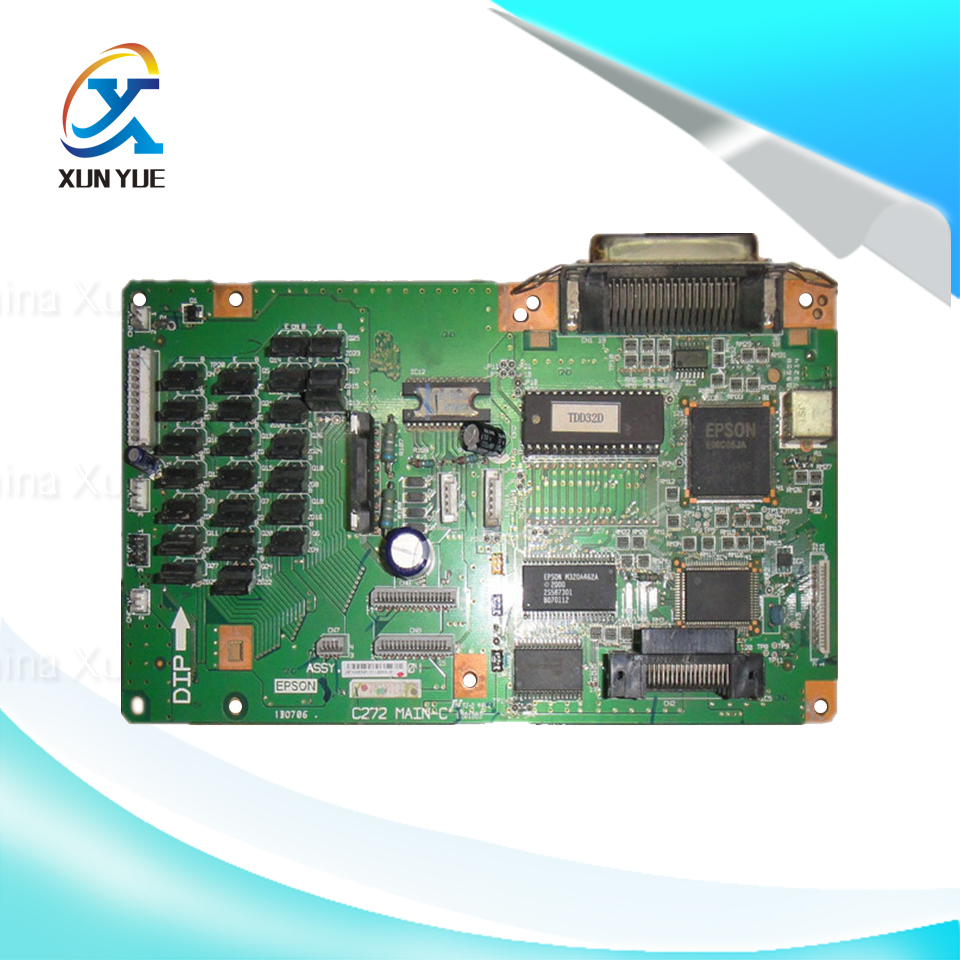 GZLSPART For Epson LQ-1900kII Original Used Formatter Board Parts On Sale gzlspart for hp 1312 mfp 1312mfp cm1312 original used formatter board cc397 60001 laser printer parts on sale