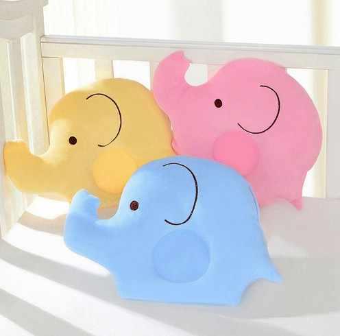 Estereótipos do bebê colchão da cama Colchão da cama de Bebê Recém-nascido Anti-rollover Para 0-12 Mês Posição Almofada Do Sono Do Bebê proteção travesseiro