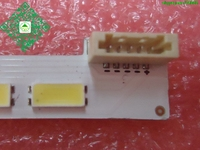 For LJ64 03479A LCD TV backlight strip sled 2012SGS55 7030L IS 80 lamp 676MM 100%NEW