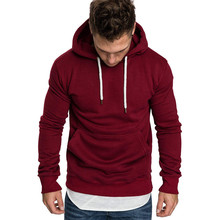 hoodie men sweatshirt black 2019 new fashion mens clothes 2018 streetwear harajuku hoodies cotton solid casual