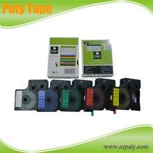 Экологически чистые совместимы этикетка лента D1 43610 совместим DYMO label printers