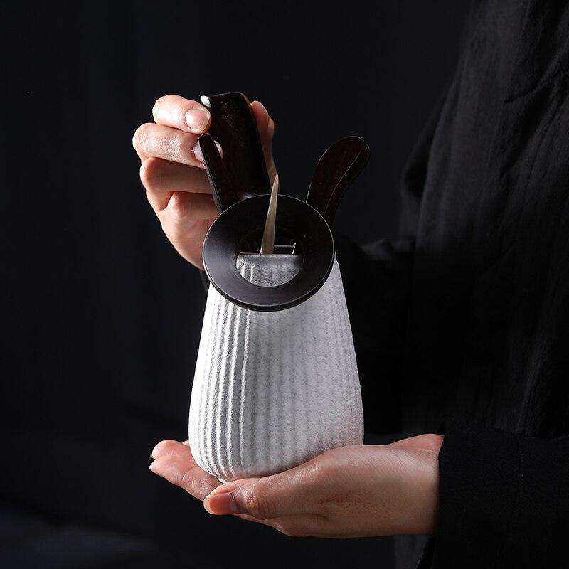 Ensemble de cérémonie de thé en céramique vintage TANGPIN accessoires de thé kung fu liujunzi - 3
