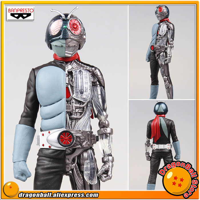Original Banpresto Internal Structure Collection Figure - Masked Rider 1 100% original banpresto internal structure collection figure masked rider 1
