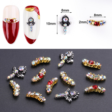 Design Rhinestones For Nail Art