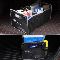 1X For VW POLO Golf 3 4 5 6 7 MK3 MK4 MK5 MK6 MK7 Passat B5 B6 B7 B8 B9 T4 T5 Interior Car Accessories Trunk Box Stowing Tidying