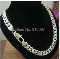 free shipping >HOT! Men's 100% True Titanium Jewelry Necklace 20