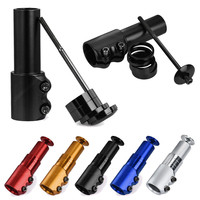 World Wind 3011Aluminum Alloy Bicycle Stem Increased Control Tube Extend Handlebar Stem Free Shipping