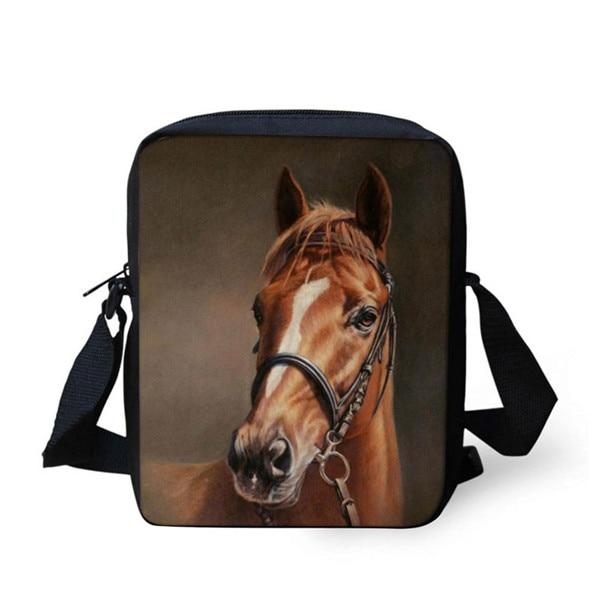 FORUDESIGNS/женская маленькая сумка через плечо с объемным рисунком собаки чихуахуа, модные женские сумки-мессенджеры, сумки через плечо - Цвет: 5452E
