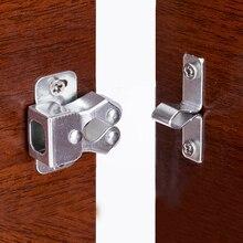 FENG YE 5 шт. дверной стоп доводчик стопоры Буфер Заслонки магнит шкаф ловит с винтами для гардероба аппаратная фурнитура мебельная фурнитура
