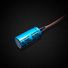 Power HD RX30 Electric Capacity 2200uF 10V For Radiolink RC3S Rc4G WFLY X4 Transmitter Flight-Model
