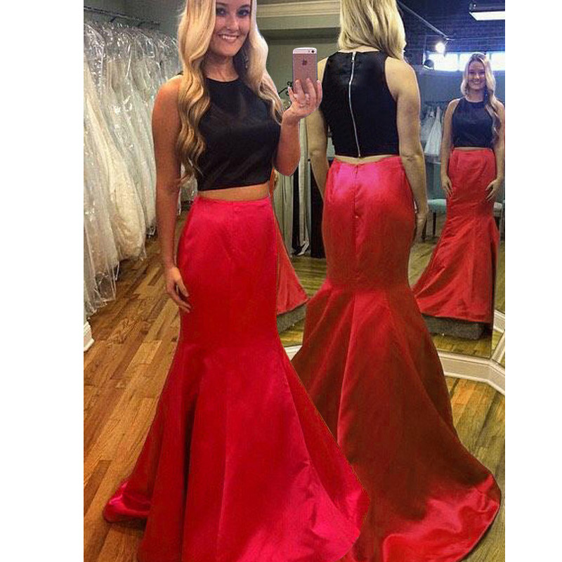 Compare Prices on Cheap Red Mermaid Prom Dresses- Online Shopping ...
