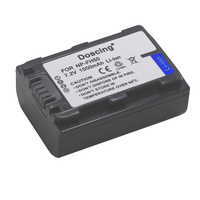 1500mAh Battery for Sony NP-FH50 NP-FH40 NP-FH30 NP-FH60 NP-FH70For Alpha DSLR A230 A330 A380 DSC-HX1 HX200 HDR-TG1E TG3 TG5 TG7