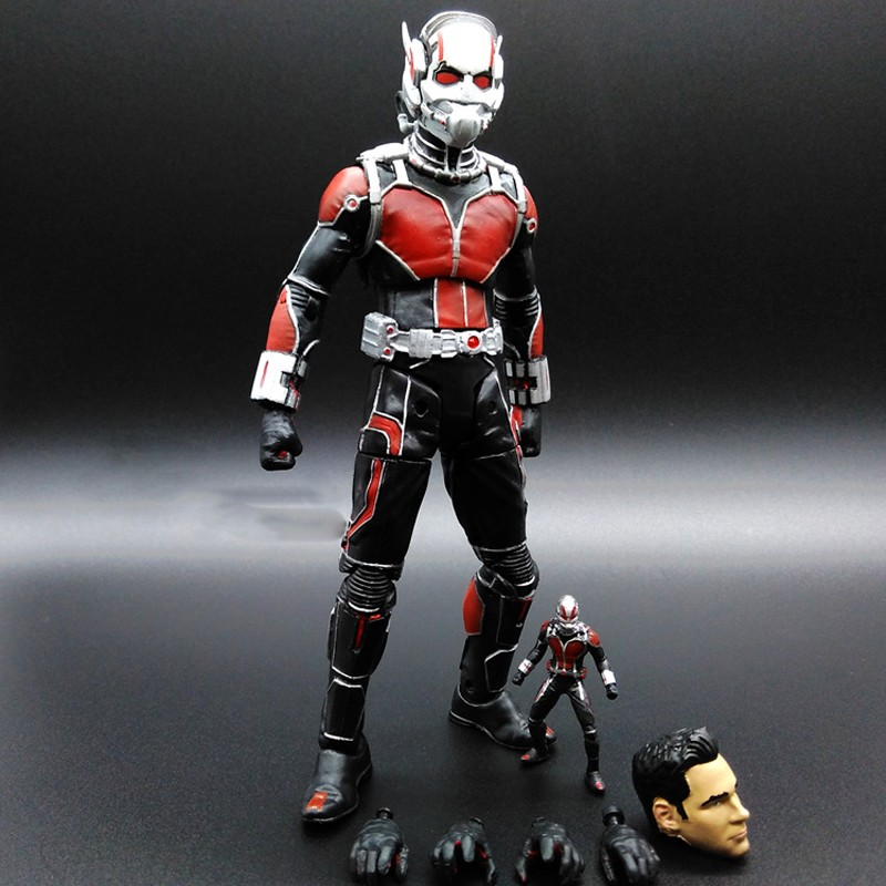 This is a graphic of Selective Marvel Heroes Ant Man