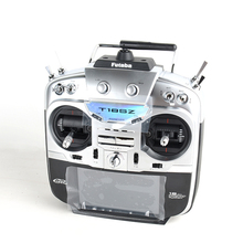 Telemetry 2.4 ghz fasstest r7008sb 수신기가있는 기존 futaba 18sz 18ch 무선 컨트롤러 송신기