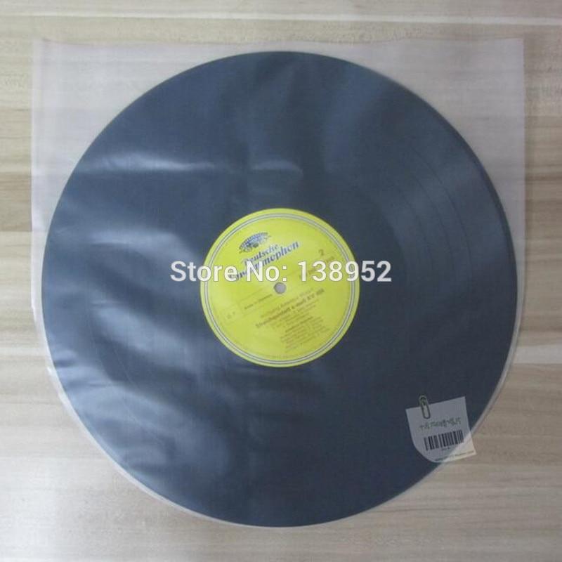 100pcs Lot Lp Gramophone Record Long Playing Record Inner