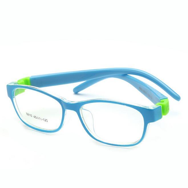 239702086b Niño gafas marco chico s marco de moda chico gafas de los niños TR óptico  lente seguro niños niñas 8815 anteojos opticos