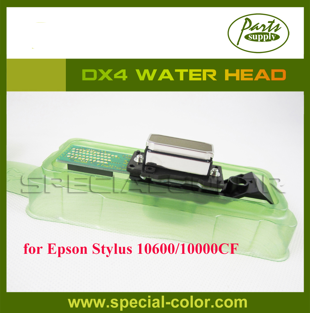 100% Original Japan DX4 Water-based Printhead for Epson Stylus 10600/10000CF DX4 Print Head (Get 2pcs DX4 small damper as Gift) new and original dx4 printhead eco solvent dx4 print head for epson roland vp 540 for mimaki jv2 jv4 printer