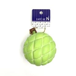 الأصلي مقهى دي n البطيخ كعكة اسفنجي لينة وبطيئة ارتفاع اسفنجي لعب اسفنجي كعكة الخبز مفتاح سلسلة لعب الاطفال جمع