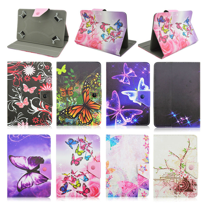 PU Leather Case For Samsung Galaxy Tab 3 tab3 10.1 10 1 P5200 P5210 Universal Tablet 10 inch Cover Cases +Center Film+pen KF492A pu leather case cover for dns airtab m92 for archos 90b neon 9 inch universal tablet cases pc pad center film pen kf492a